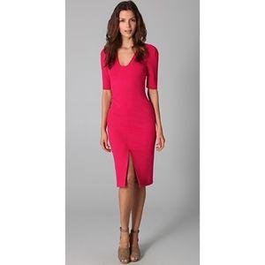 Diane Von Furstenberg Phyllis Jersey Midi Dress
